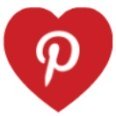 Pinterest button