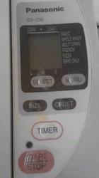 The Panasonic's easy to use controls