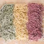 Make colored pasta