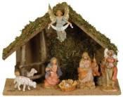 Fontanini nativity set basic