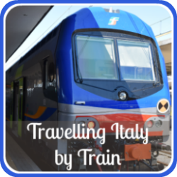 How to travel by train in Italy - link.