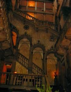 Hotel Danieli atrium