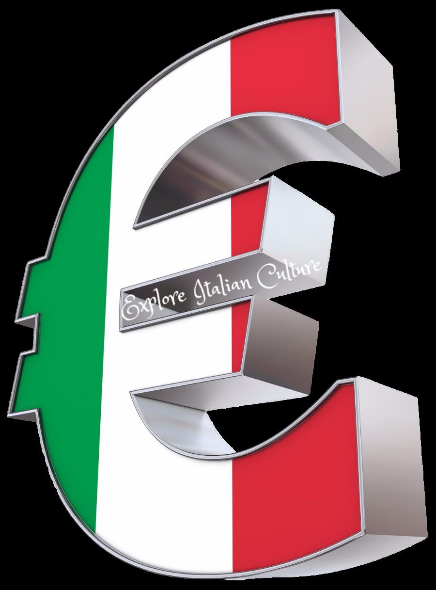 Italian Euro symbol.