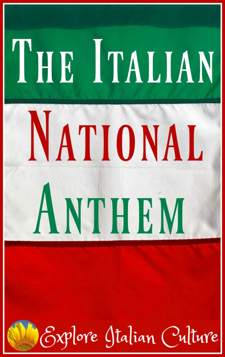The Italian National anthem.