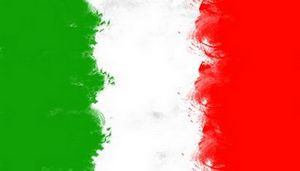 Italian flag colors