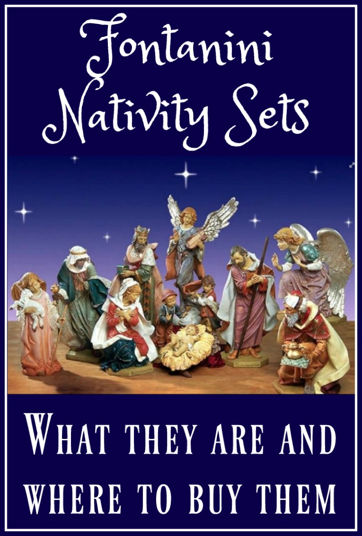Thumbnail link to nativity sets.