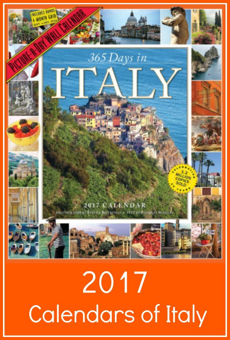 Italian calendars.