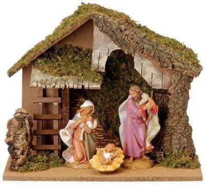 Nativity crafts Fontanini