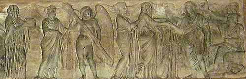 Engagement party traetiquette ancient Roman culture