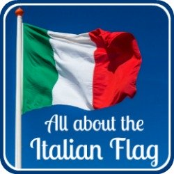 The Italian flag - what it is and what it means.