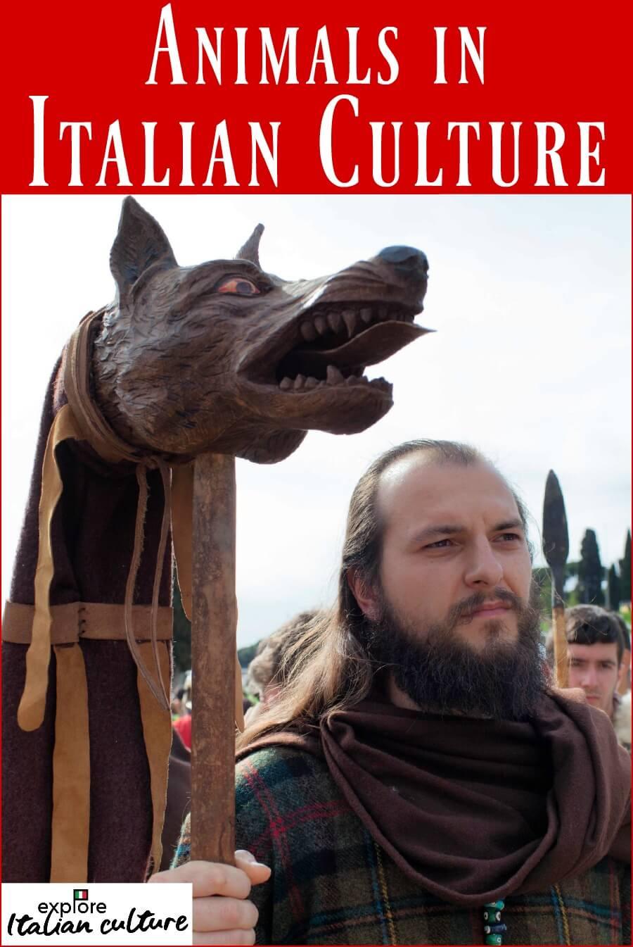 Ancient Roman animals clickable link