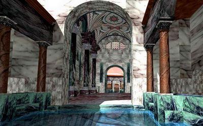 Ancient Roman Bathhouses