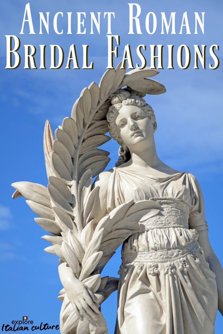 Bridal fashions and etiquette ini ancient Rome. Pin for later.