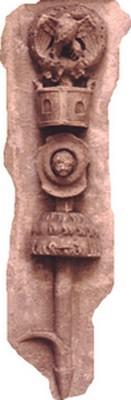 Ancient Roman flag