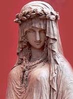 Ancient rome wedding dresses