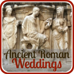 All about ancient Roman weddings - link.