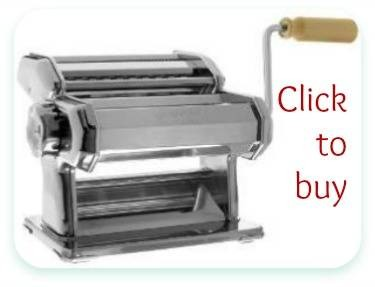 Imperia pasta machine click to buy now