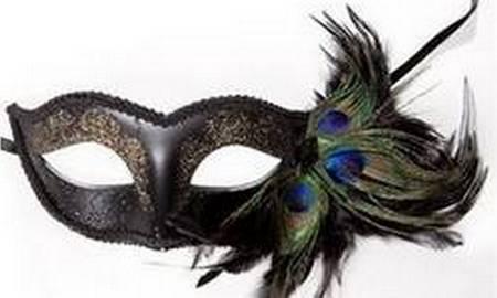 Italian Carnevale masks