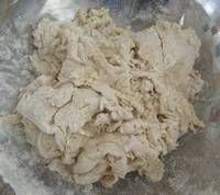 Christmas pizza dough