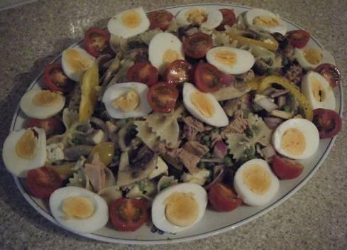 Cold Italian pasta salad recipe