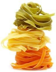Colored pasta