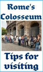 How to visit the Colosseum - our top tips.