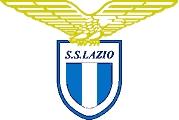 Lazio's eagle logo