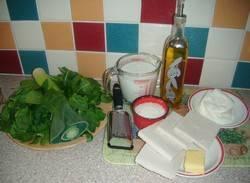 Easy Tiramisu recipe ingredients
