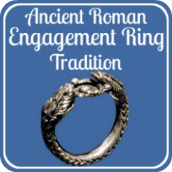 Engagement ring traditions in ancient Rome - link.