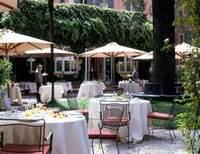 Hotel Russie gardens