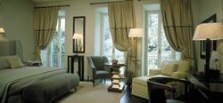 Hotel Russie deluxe bedroom