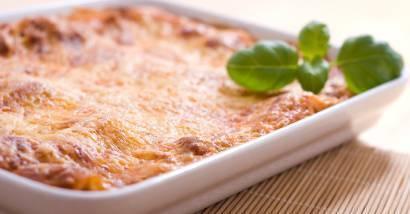 Lasagne dish