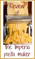 Pasta maker review