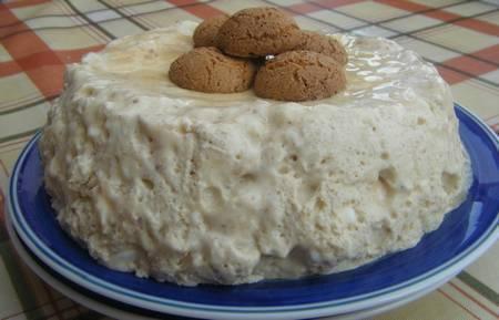 Italian Amaretto cake recipe