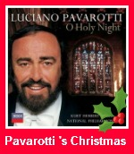 Pavarotti sings Christmas!
