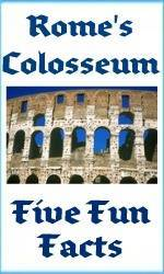 Colosseum fun facts clickable link