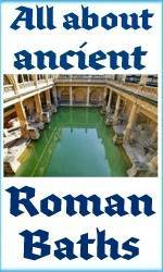 Explore the ancient bathhouses of Rome!