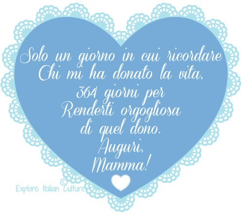 When is italian mothers day ideas to celebrate the festa della mothers day quotes for the special mamma in your life m4hsunfo