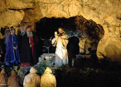 Nativity at Greccio