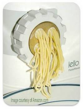Lello pasta maker click to buy from Amazon