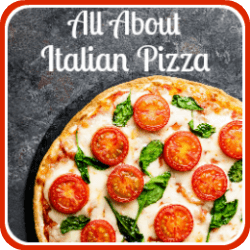 All about Italian pizza - link.