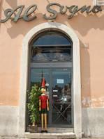 The 'Al Sogno' toyshop in Rome.