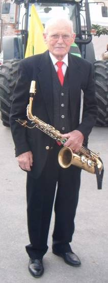 Alessandro Mari saxophonist