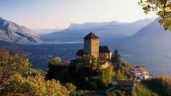 Italian villages Alto Adige