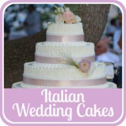 Italian wedding cakes - link.