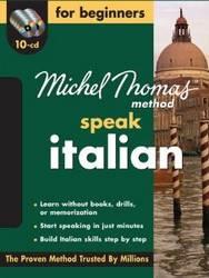 Italian language lesson Michel Thomas