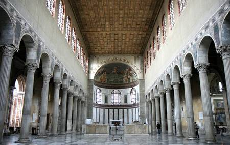 Lent calendar Santa Sabina church