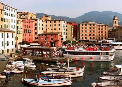 Liguria Italy Camogli