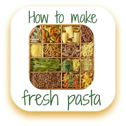 Link to how  make fresh pasta by hand
