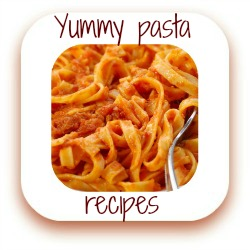 Pasta sauce recipes - lin